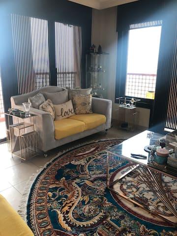 A luxury serviced apartment in Porto Arabia -Qatar