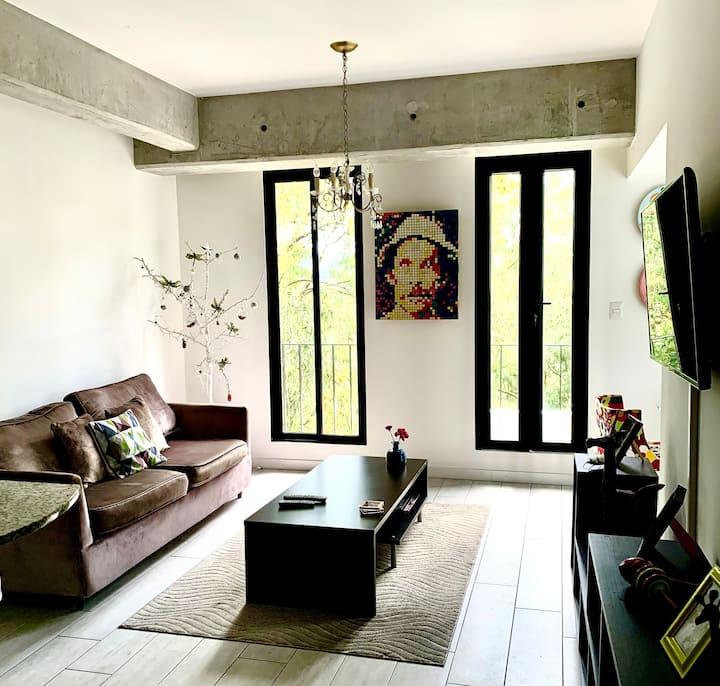 Delightful apartament in Guatemala city Zone 10