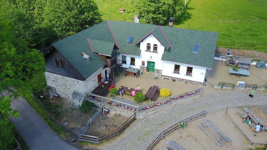 Apartments Kozákov - Otakarova farma