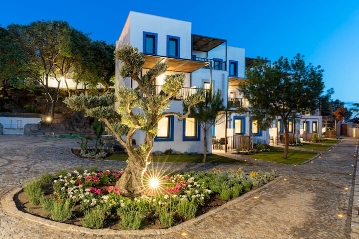 2+1 new apartment for rent in Bodrum  w free WI-FI