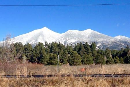 Mountain views! 5 minutes to Snowbowl or downtown! - Flagstaff - Casa
