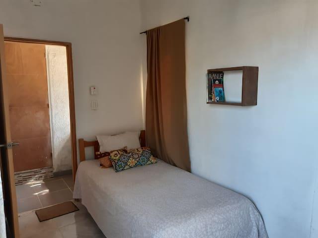 Private room, private Seaview terrace, breakfast.