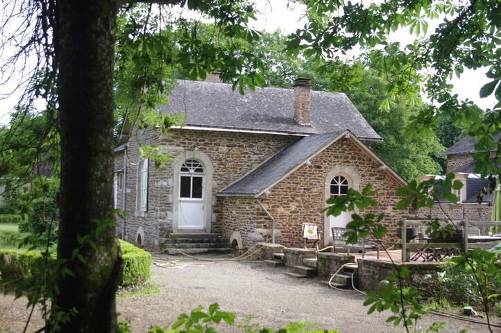 Maison de vacances à la campagne