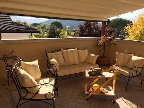 Loft casa vacanza Abano Terme Italy