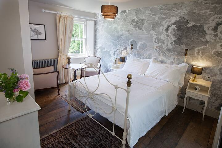 Coombe Farm Goodleigh B&B - Cloud room
