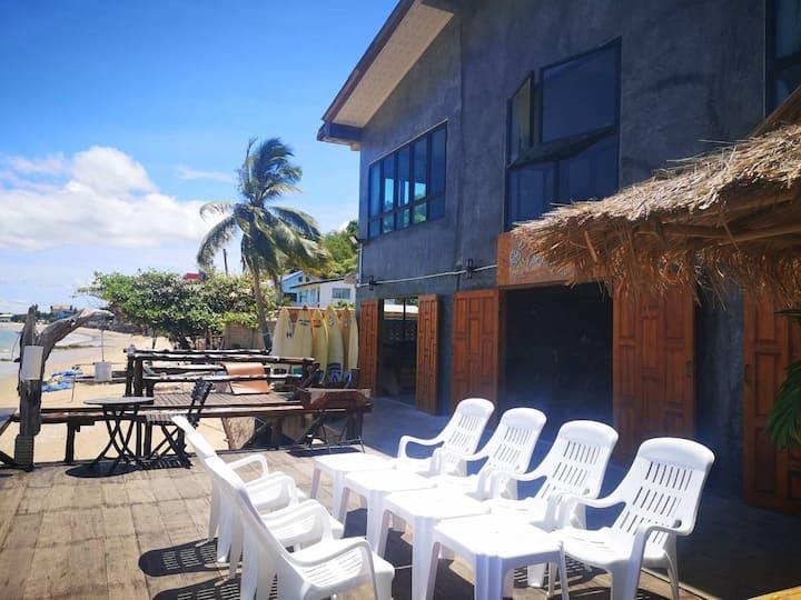 Dream beachfront villa 5BR in Rayong - Phala beach