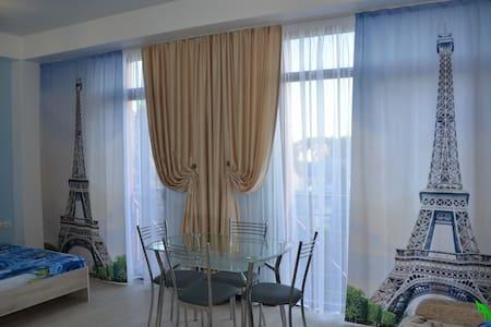 Уютная студия рядом с морем в Адлере - Kirov - Apartament
