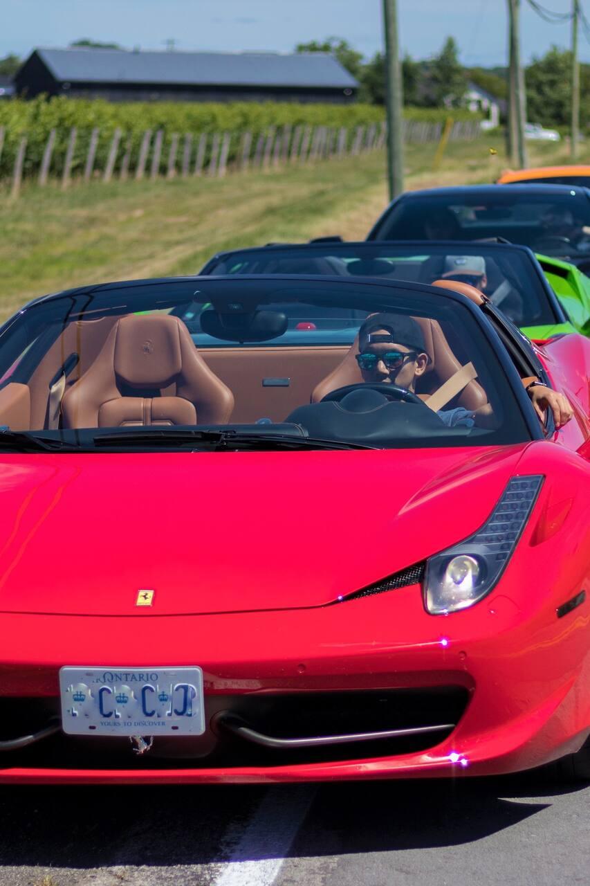 Exotic Super Car Test Drive Airbnb