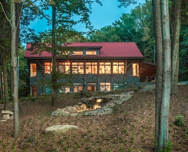 Indian Lake Luxury (lakefront) - House