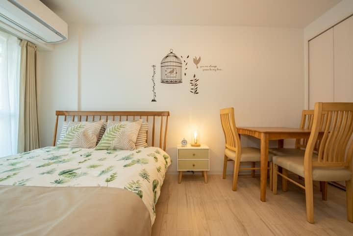 (917)Sapporo Comfy Apt. Walkable to Tourist Spots