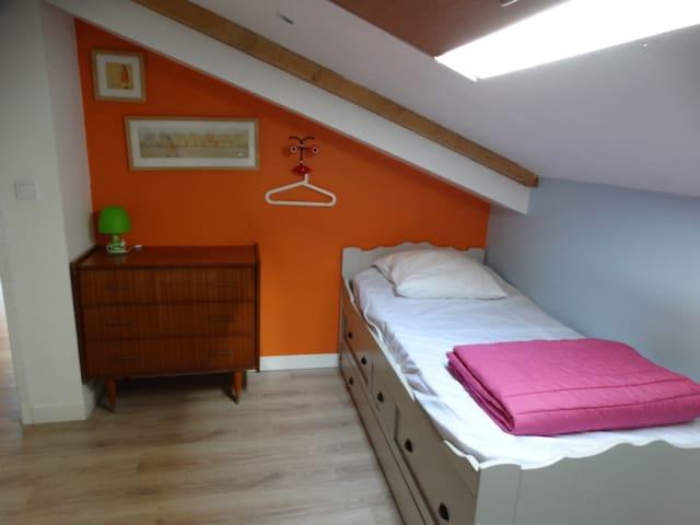 Etage 2 : Chambre enfants