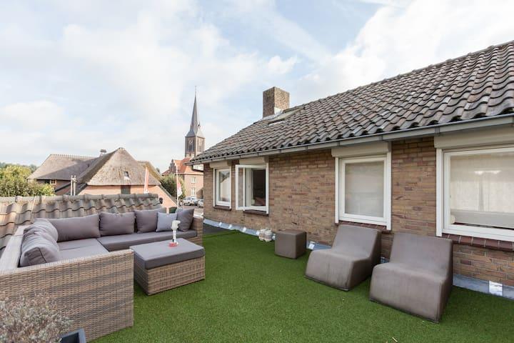 cozy house near Nijmegen center - Nijmegen