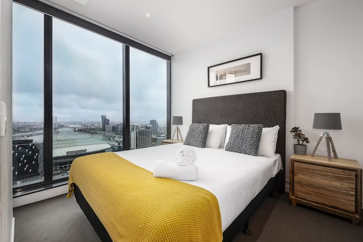*Modern*Chic* Sea View CBD Apt @Southern Cross #4