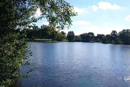 """Ferienwohnung """"Am See"""" - Rhauderfehn"""