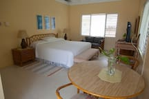 Native Son Villas Master Bedroom Room #1