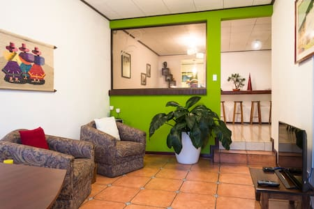 Cozy private apartment - San José - Appartement