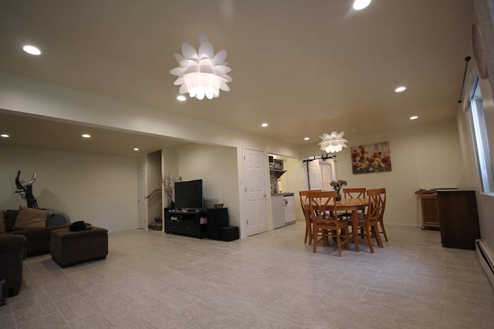 Furnished 2B/1B 1100 sqft Luxury Executive Suite