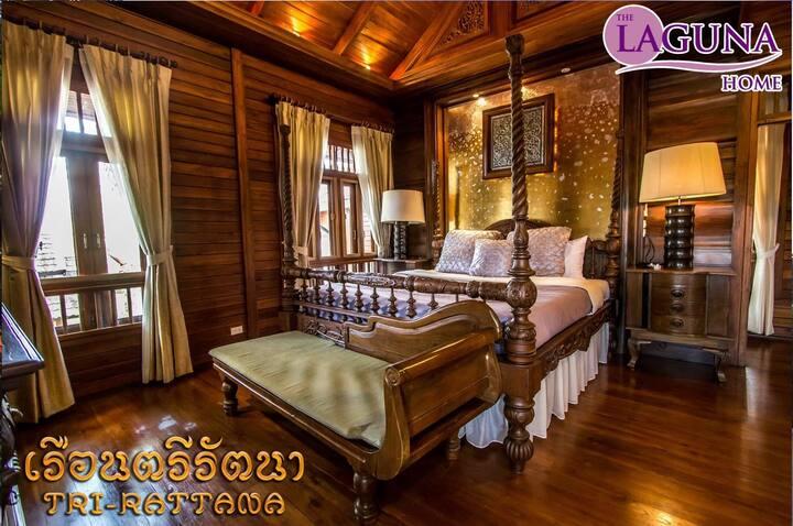 Golden Teak Lanna Villa