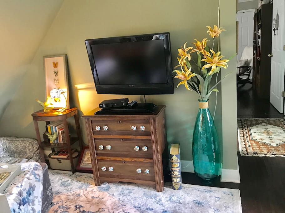 Guest Living Space