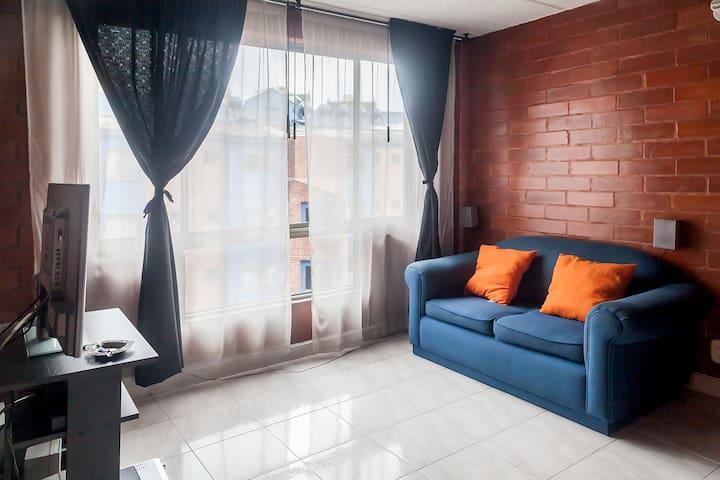 Small apartment - Bogotá