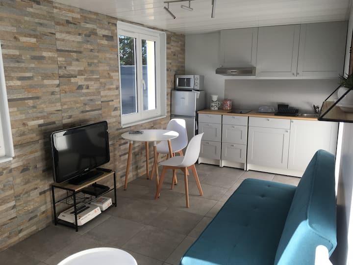 Appart T2  lumineux Millau Quartier Puits de Calès
