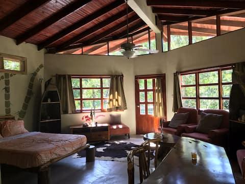 Namaste Jungle Retreat Loft
