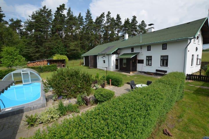 Luxury Villa near Forest in Hlavice Czech Republic