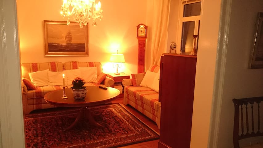 Wohnung im Herzen von Hamburg in Eppendorf