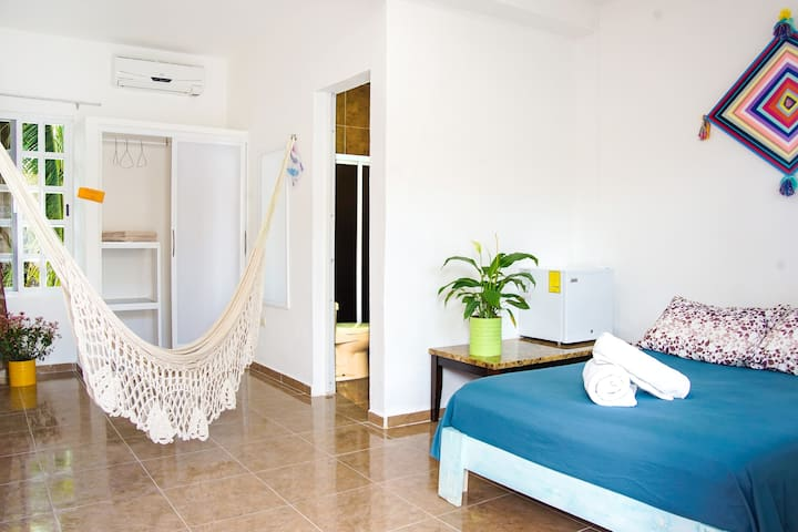 Beach Inn PINK, habitación privada