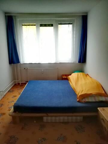 Pokoj pro hosty v Ostravě