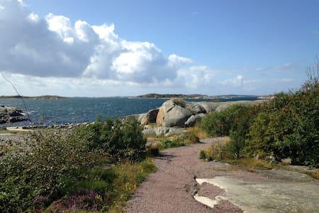 Enkel stuga 3 min från havet i västra Göteborg - 哥德堡