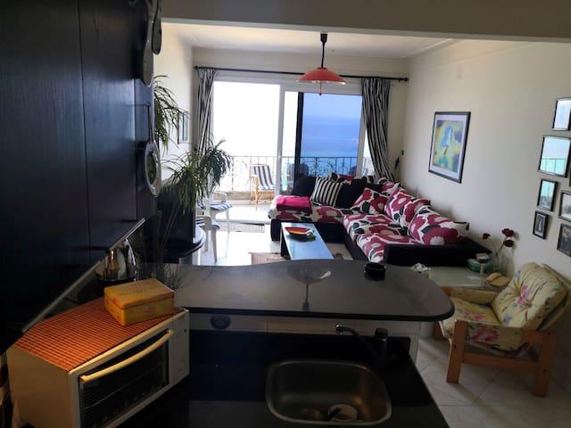 Panoramic Sea View 2 bed room Apartment