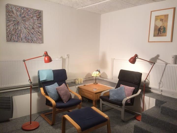 Studio nabij centrum en NS-treinstation Hoogeveen