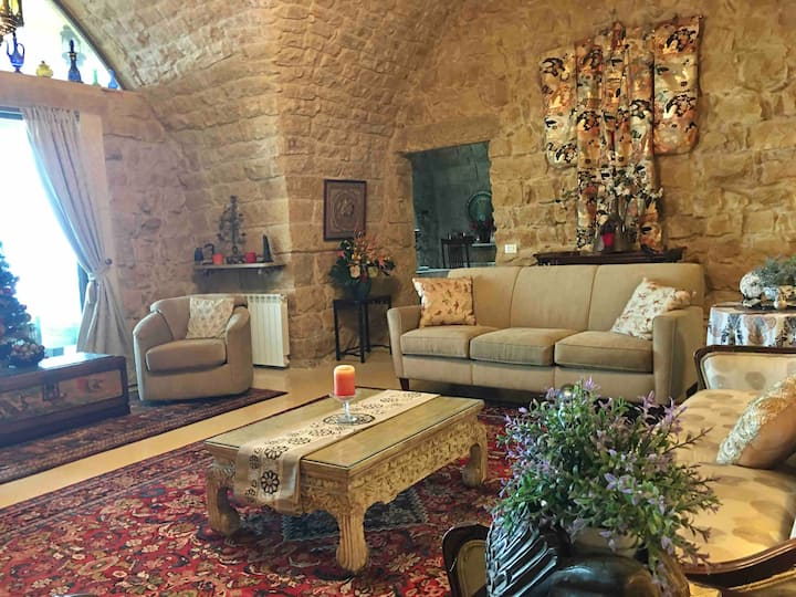 Villa  Layla Shemlan -exceptional and secure