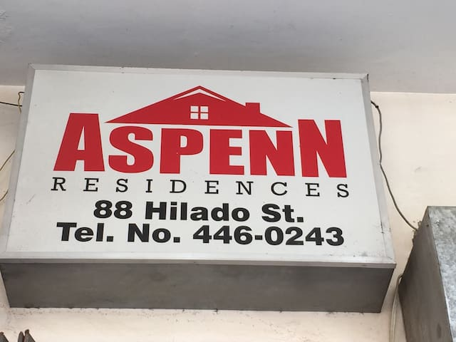 ASPENN RESIDENCES for 1 - Bacolod - Apartamento