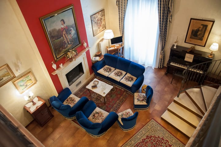 Residenza Doria Bed & Breakfast camera Smeraldo
