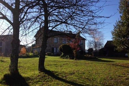 Cottage in the Bourbonnais - Montaiguët-en-Forez - 住宿加早餐