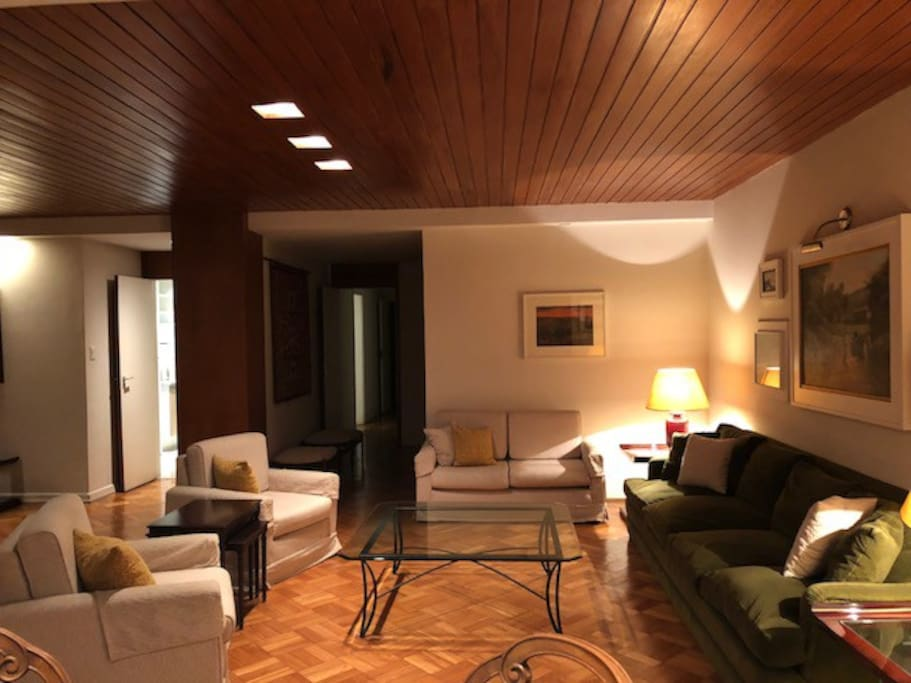 Sala de estar/Living Room
