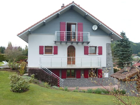 Appartement de plain-pied avec terrasse