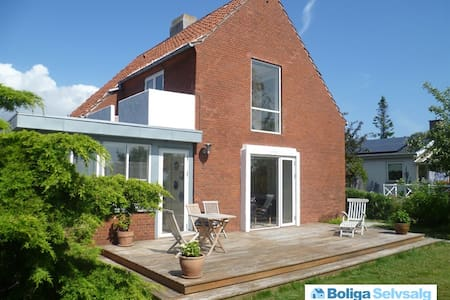 House with beautiful ocean view near Copenhagen - Dragør