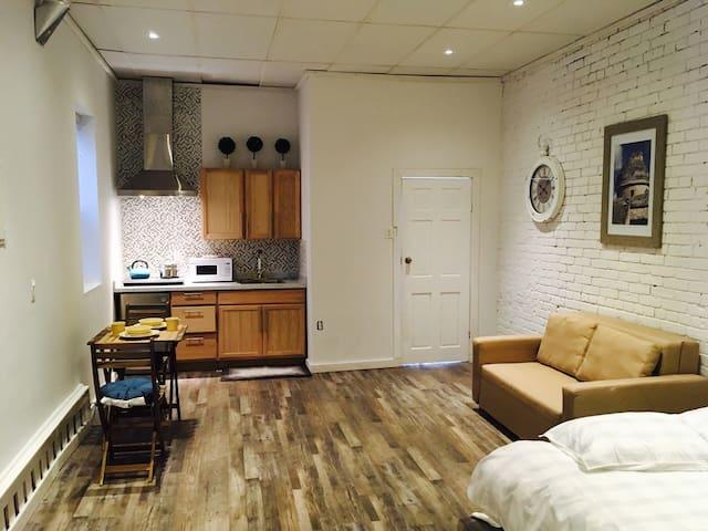 Modern Roncesvalles Family Friendly Studio - Toronto - Apartamento