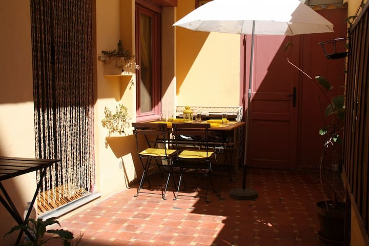 2 bedroom sea side Golfe Juan - Vallauris - Apartment