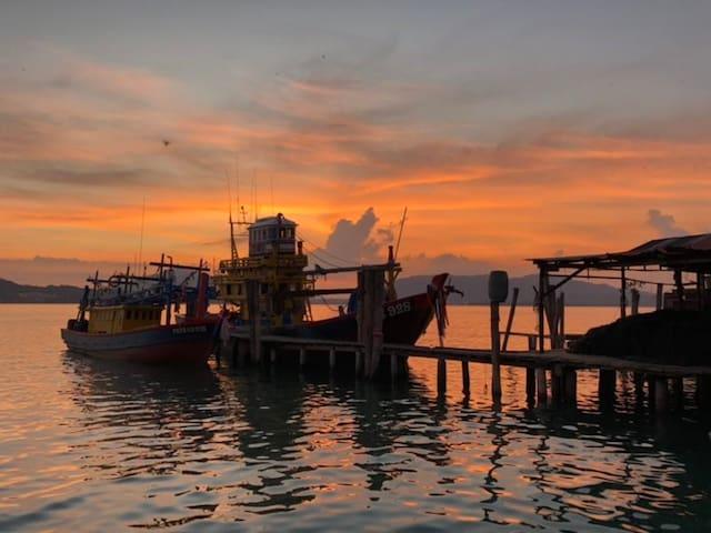 Cozy Homestay - with Own Sailing Bridge Port B