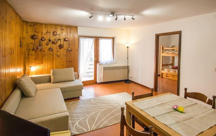 MIrasole Bilocale vicino piste - Frabosa Sottana - Apartamento