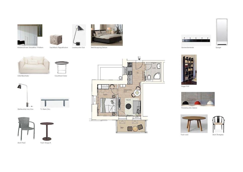 Binz auf r gen ferienwohnung 01 villa seeblick flats for for Villa seeblick binz