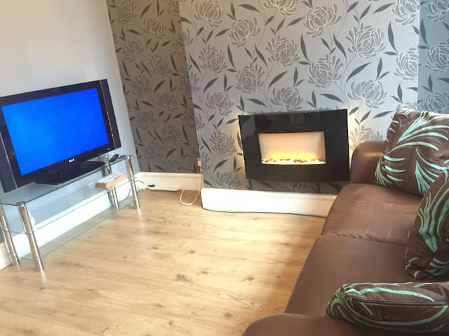 1 Luxury double room near City centre, Coventry