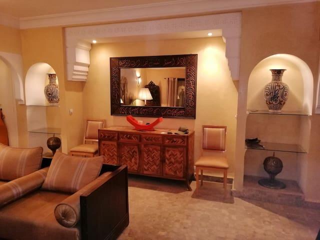 Bel Appartement au Centre-ville  Marrakech Gueliz