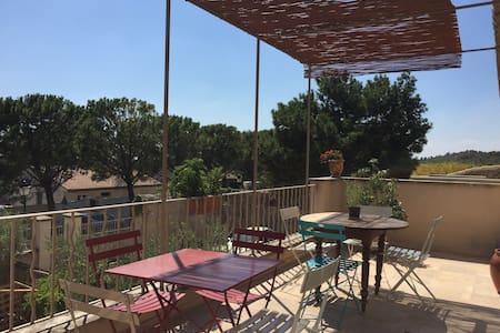 Vakantiehuis Alpilles Provence - Aureille