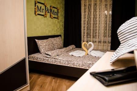 Ровно,хороший ремонт,2 комнати,wifi - Rivne - Wohnung