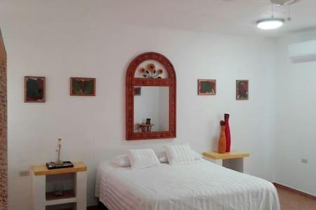 Rooms in House/Aparment in Mita close to the Ocean - 푼타 데 미타 - 아파트